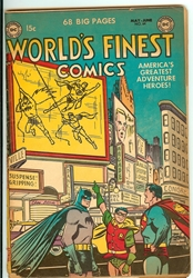 Picture of World's Finest #64