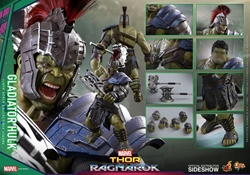 Picture of Marvel Gladiator Hulk Sixth Scale Figure by Hot Toys