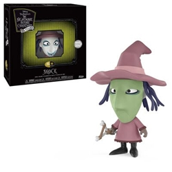 Picture of 5 Star Nightmare Before Christmas Shock Action Figure