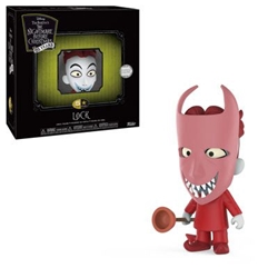 Picture of 5 Star Nightmare Before Christmas Lock Action Figure