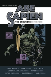 Picture of Abe Sapien Drowning & Other Stories HC