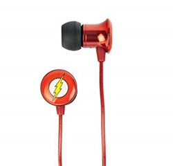 Picture of DC Comics Flash In-Ear Headphones