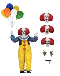 """Picture of IT Pennywise 1990 7"""" Action Figure"""
