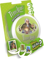 Picture of Timeline Inventions Card Game