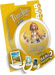 Picture of Timeline Classic Card Game