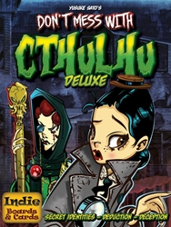 Picture of Don't Mess With Cthulhu Deluxe Card Game