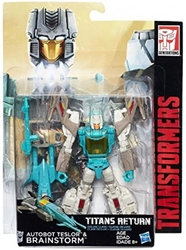Picture of Transformers Generations Titans Return Xort and Highbrow Figure