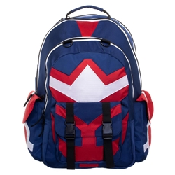 Picture of My Hero Academia All Might Inspired Backpack