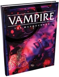 Picture of Vampire The Masquerade: 5th Edition Core Rulebook Hardcover