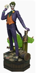 Picture of Joker Tweeterhead Maquette