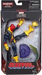"Picture of Deadpool X-Men Costume Marvel Legends Wave 2 6"" Action Figure"