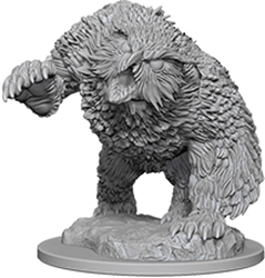 Picture of Dungeon & Dragons Nolzur's Owlbear Unpainted Miniature