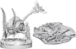 Picture of Dungeon & Dragons Nolzur's Rust Monster Unpainted Miniature