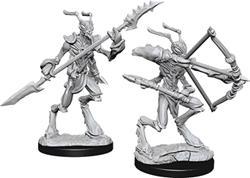 Picture of Dungeon & Dragons Nolzur's Thri-Kreen Unpainted Miniature
