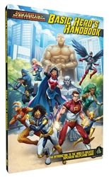 Picture of Mutants and Masterminds Third Edition Basic Hero's Handbook