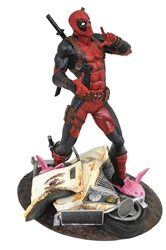 Picture of Marvel Gallery Taco Truck Deadpool PVC Statue