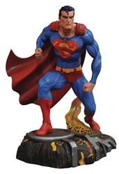 Picture of Superman Comic DC Gallery PVC Statue