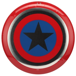 Picture of Captain America Tin Wall Sign