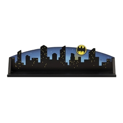 Picture of Batman City Scape MDF Shelf Wall Hanging