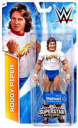 Picture of WWE Superstars Entrances Walmart Exclusive Roody Piper Action Figure