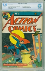 Picture of Action Comics #23