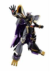 Picture of Digimon Alphamon Digivolving Spirits Action Figure