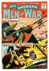 Picture of All-American Men of War #100