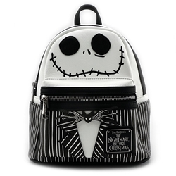 Picture of Nightmare Before Christmas Jack Face Cosplay Mini Backpack