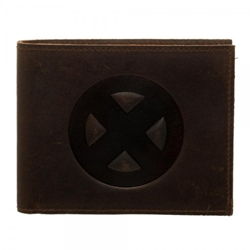 Picture of X-Men Leather Bi-Fold Wallet