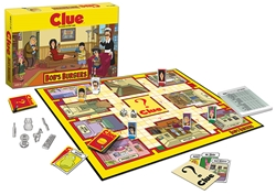 Picture of CLUE Bob's Burgers Edition Board Game
