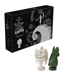 Picture of Chess Nightmare Before Christmas 25 Years Edition Board Game