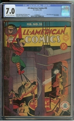 Picture of All-American Comics #35