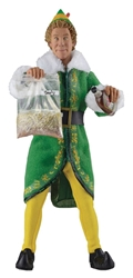 "Picture of Elf Buddy 8"" Clothed Figure"