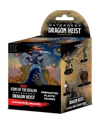 Picture of Dungeons and Dragons Waterdeep Dragon Heist Booster Pack