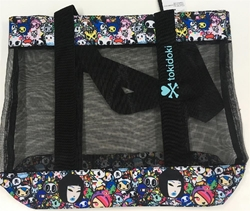 Picture of Tokidoki All Stars Mesh Tote Bag