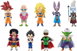 Picture of Dragon Ball Z World Collectible Vinyl Figure Figure Blind Box