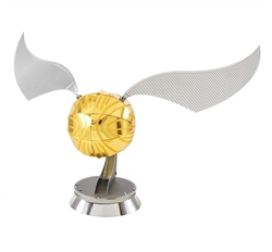 Picture of Harry Potter Golden Snitch 3D Metal Model Kit