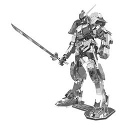 Picture of Gundam Iron-Blooded Orphans Gundam Barbatos Metal Earth Model Kit