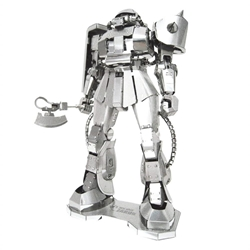Picture of Gundam Zaku II Metal Earth Model Kit