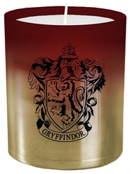 Picture of Harry Potter Gryffindor Glass Candle