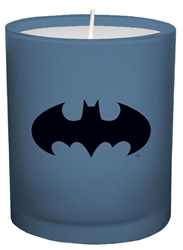 Picture of Batman Glass Candle