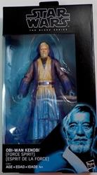 "Picture of Star Wars Black Series 6"" Obi-Wan Kenobi (Force Spirit) Action Figure"