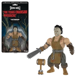 Picture of Savage World Texas Chainsaw Massacre Leatherface Figure