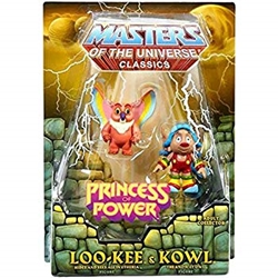 Picture of Masters of the Universe Classics Loo-Kee & Kowl Figure
