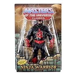 Picture of Masters of the Universe Classics Ninja Warrior Figure