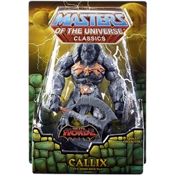 Picture of Masters of the Universe Classics Callix Figure