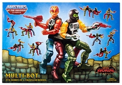Picture of Masters of the Universe Classics Multi-Bot Figure