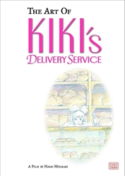 Picture of Art of Kiki's Delivery Service HC
