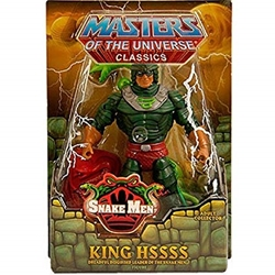 Picture of Masters of the Universe Classics King Hssss Figure
