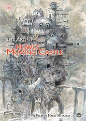 Picture of Art of Howl's Moving Castle HC